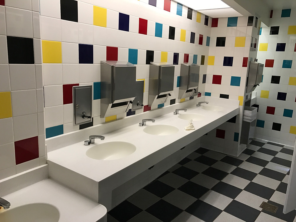 Sink Station, Innoventions West Restroom, Epcot