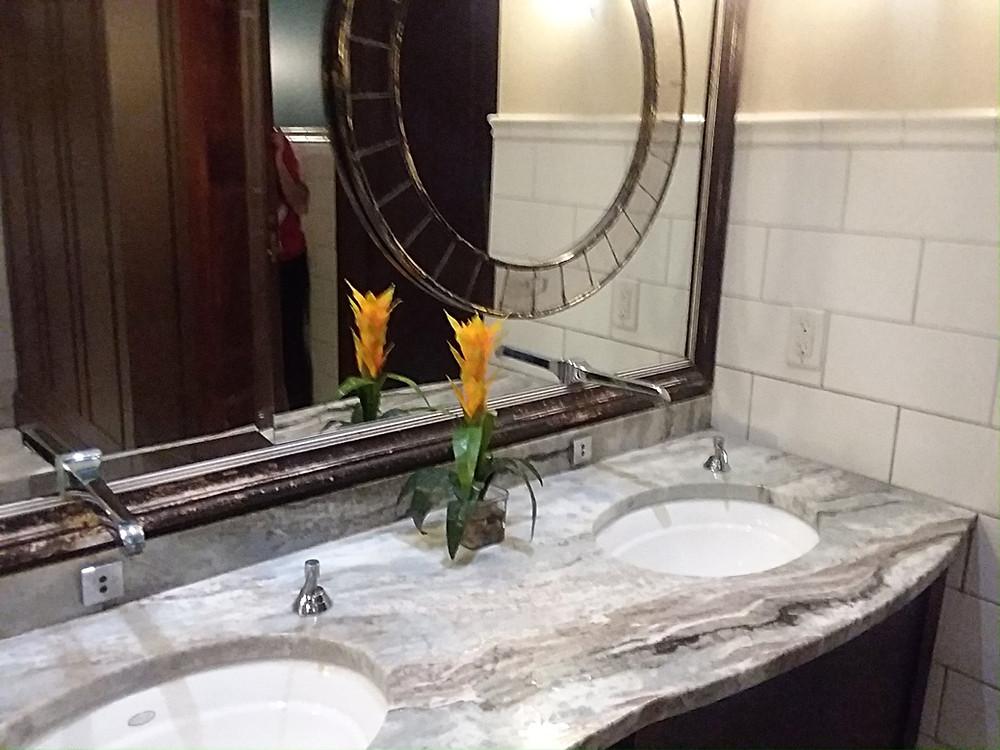 Vanity, Men's Restroom, The Boathouse, Disney Springs