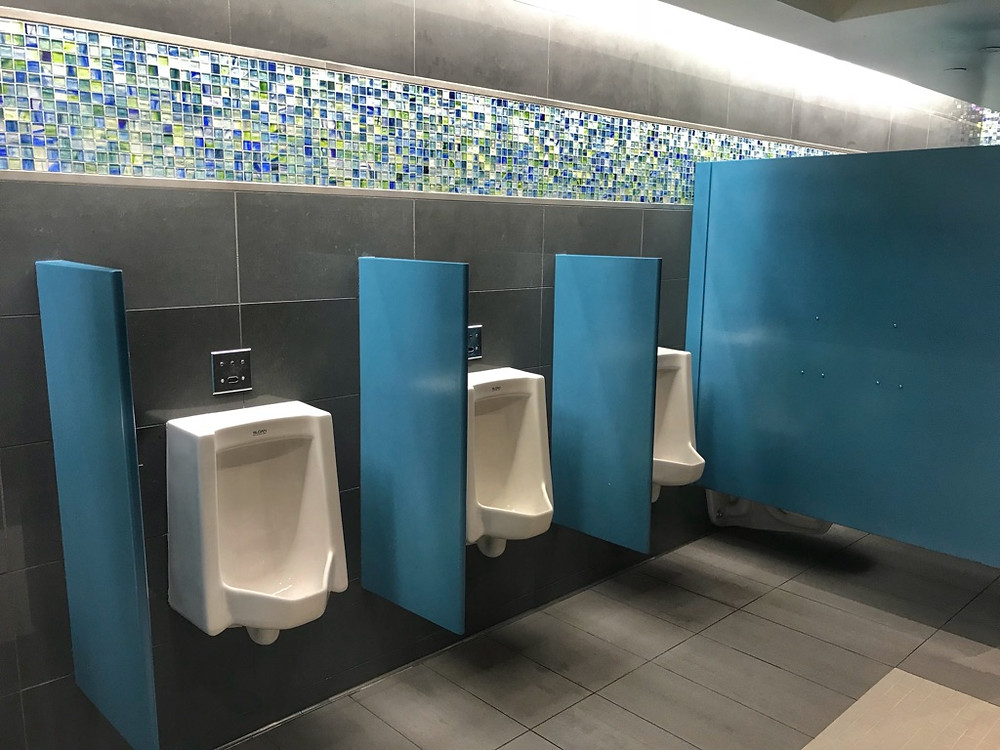 Urinals, Satu'li Canteen Loo