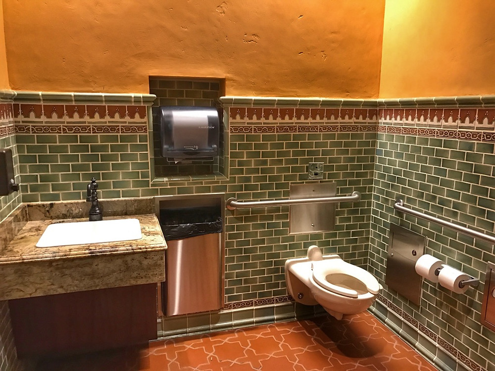 Companion Restroom, Tiffins, Animal Kingdom
