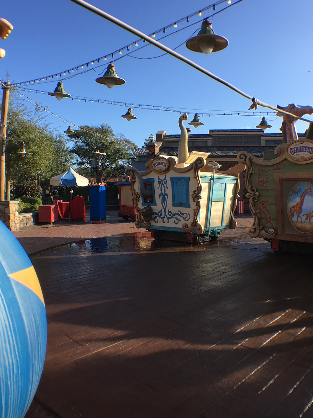 Casey Jr. Splash 'N Soak Station