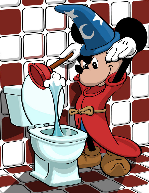 Announcing the WDW Loo Review Inaugural Bladder Buster Awards