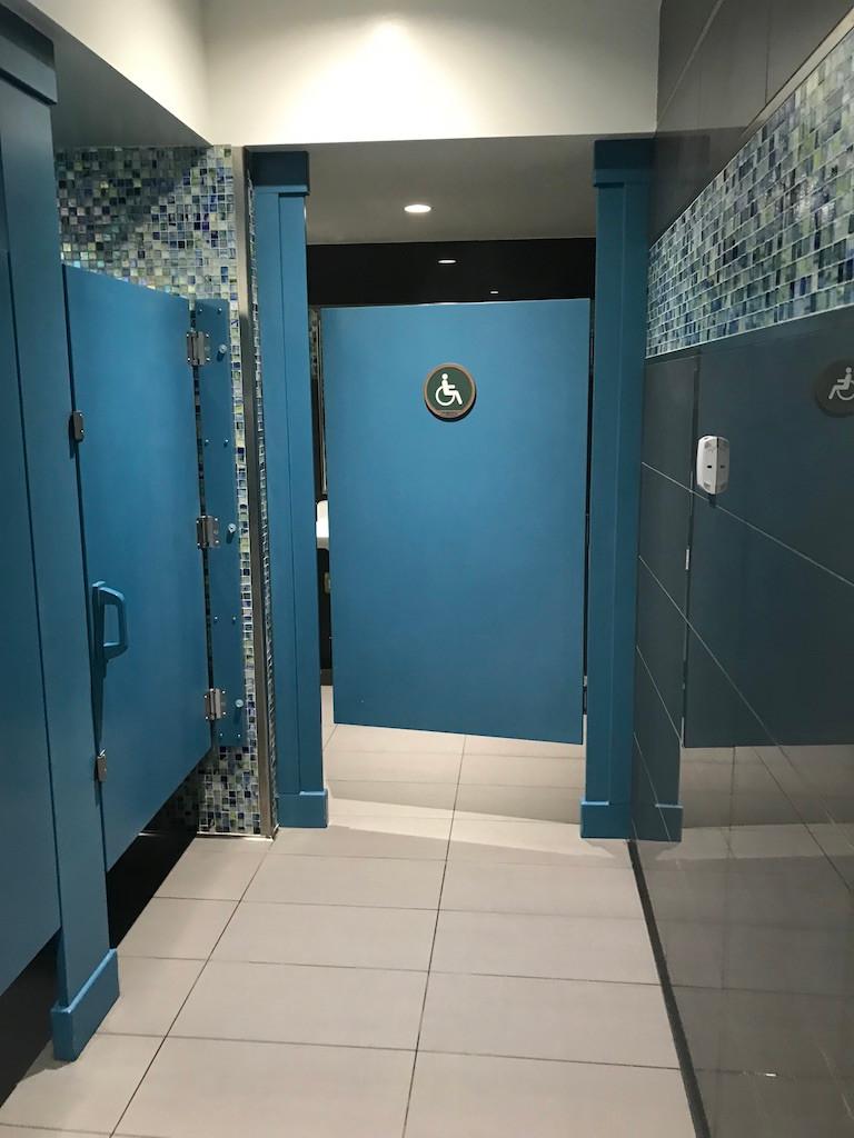 Toilet Stalls, Satu'li Canteen Loo