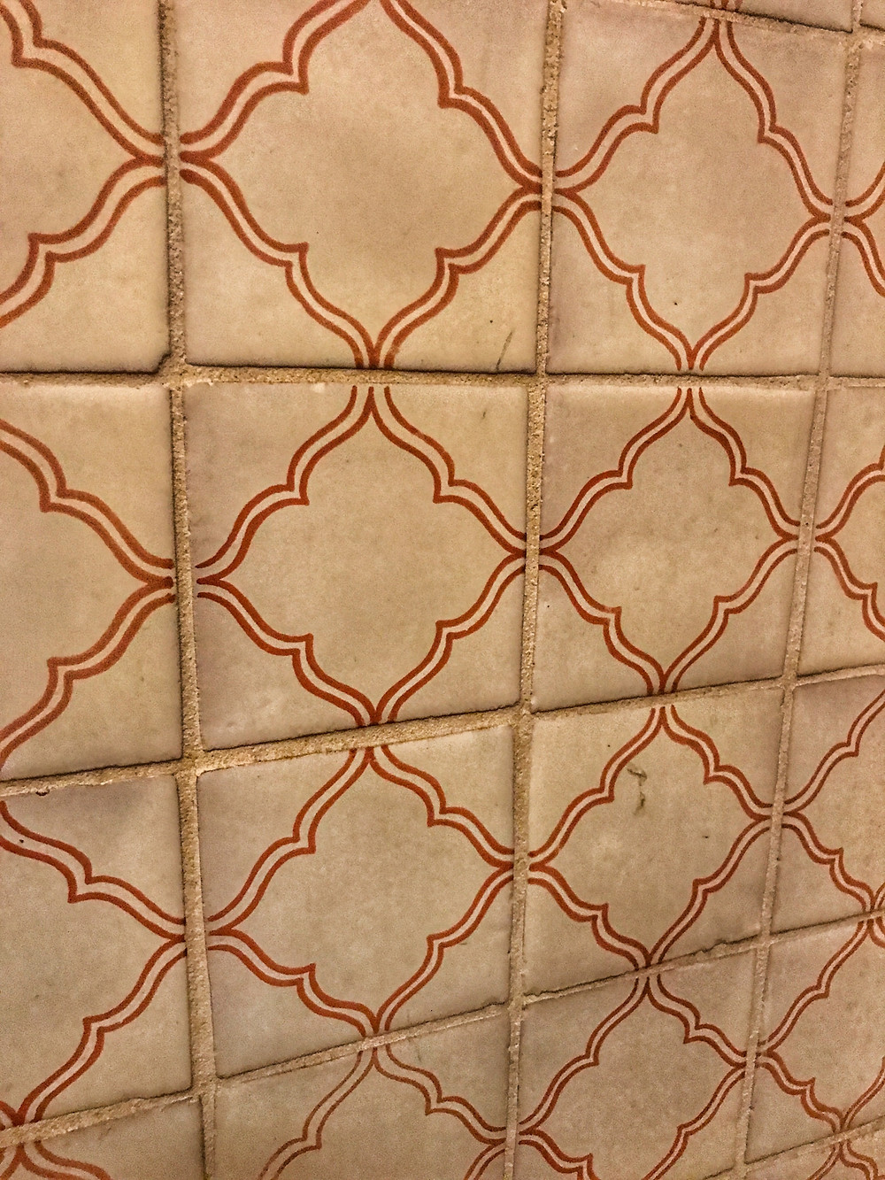 Wall Tile, Skipper Canteen Restroom