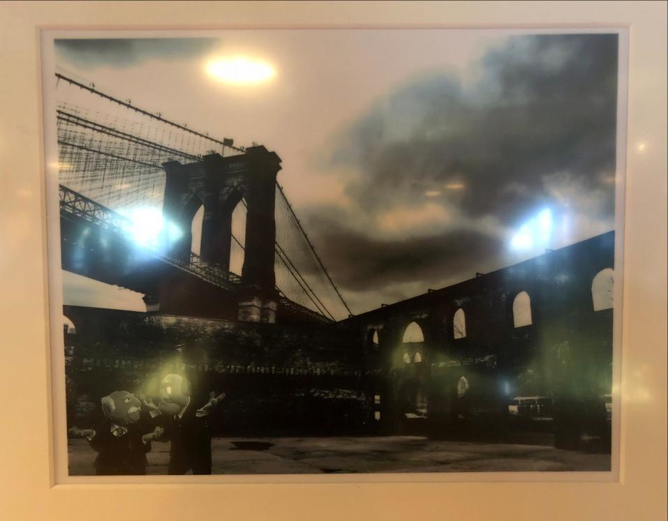 Statler and Waldorf and the Brooklyn Bridge