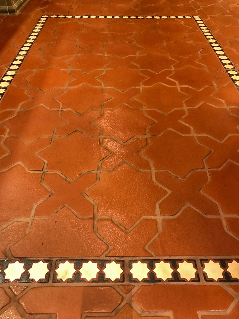 Floor Tile, Tiffins Restaurant, Animal Kingdom