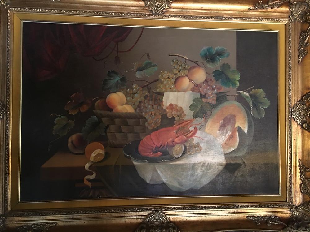 Painting at Liberty Tree Tavern