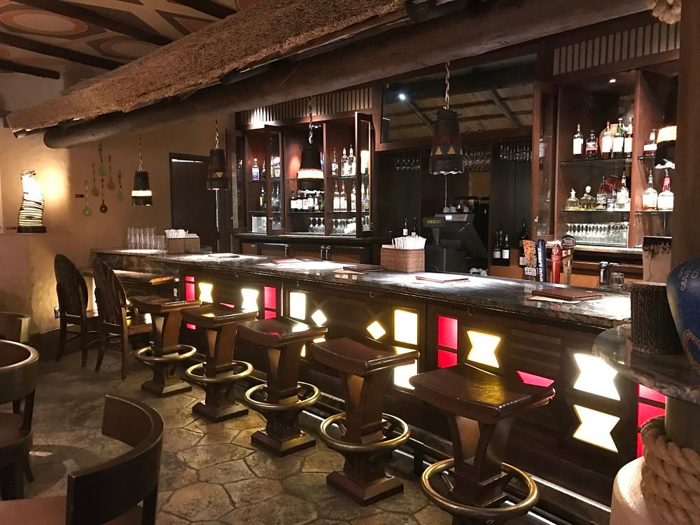 Lounge at Sanaa