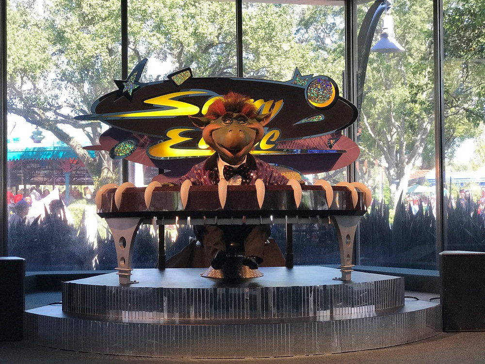 Sonny Eclipse at Cosmic Ray's Starlight Cafe
