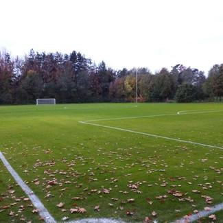 Renovatie van bestaand voetbalterrein te Heverlee
