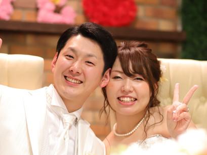 結婚披露宴撮影