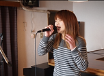 Vocal lesson
