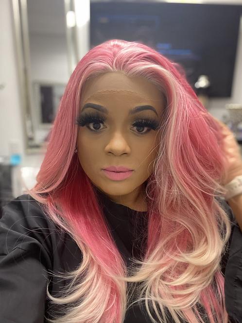 Pink & Blonde