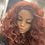 Thumbnail: Thandi Lacefront Wigs :Red Head 22 inches X1707298