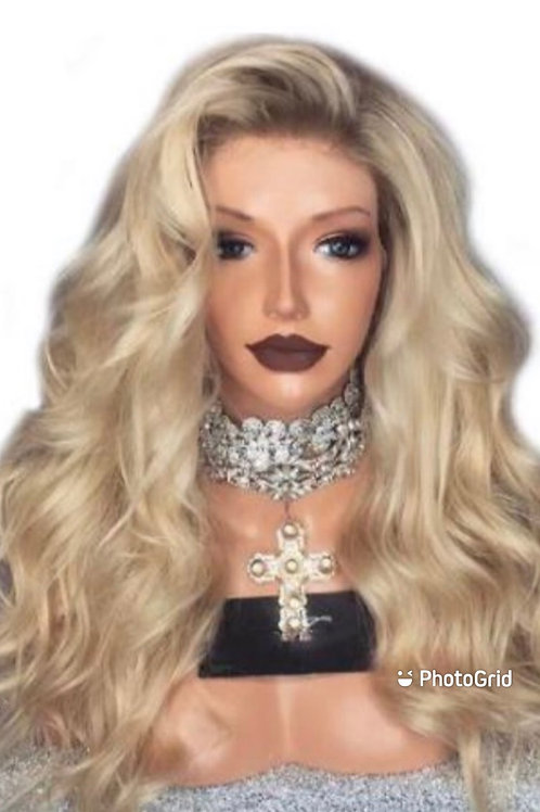 Blonde Wig 26 inches - G1901626
