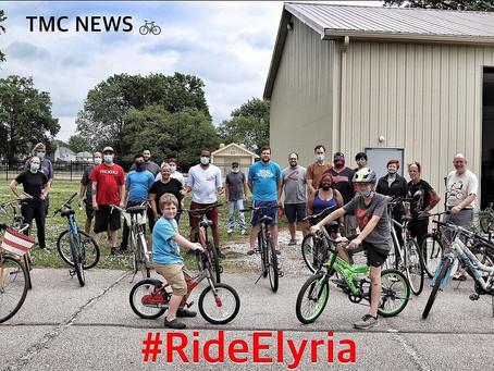 Get to Know Ride Elyria, Begin Biking in Elyria