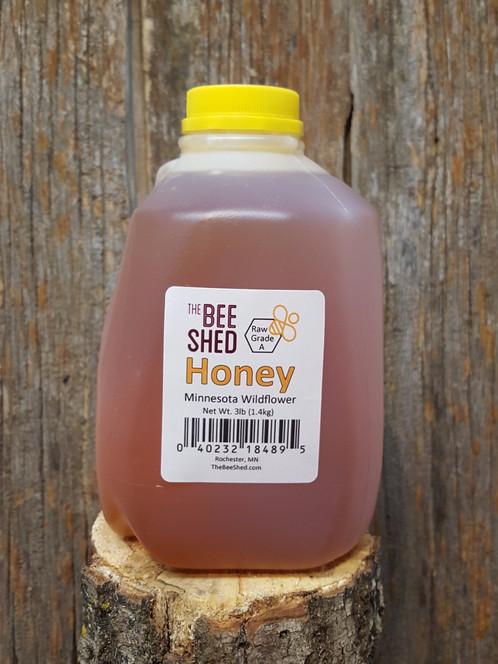 Bulk Honey 3 lbs