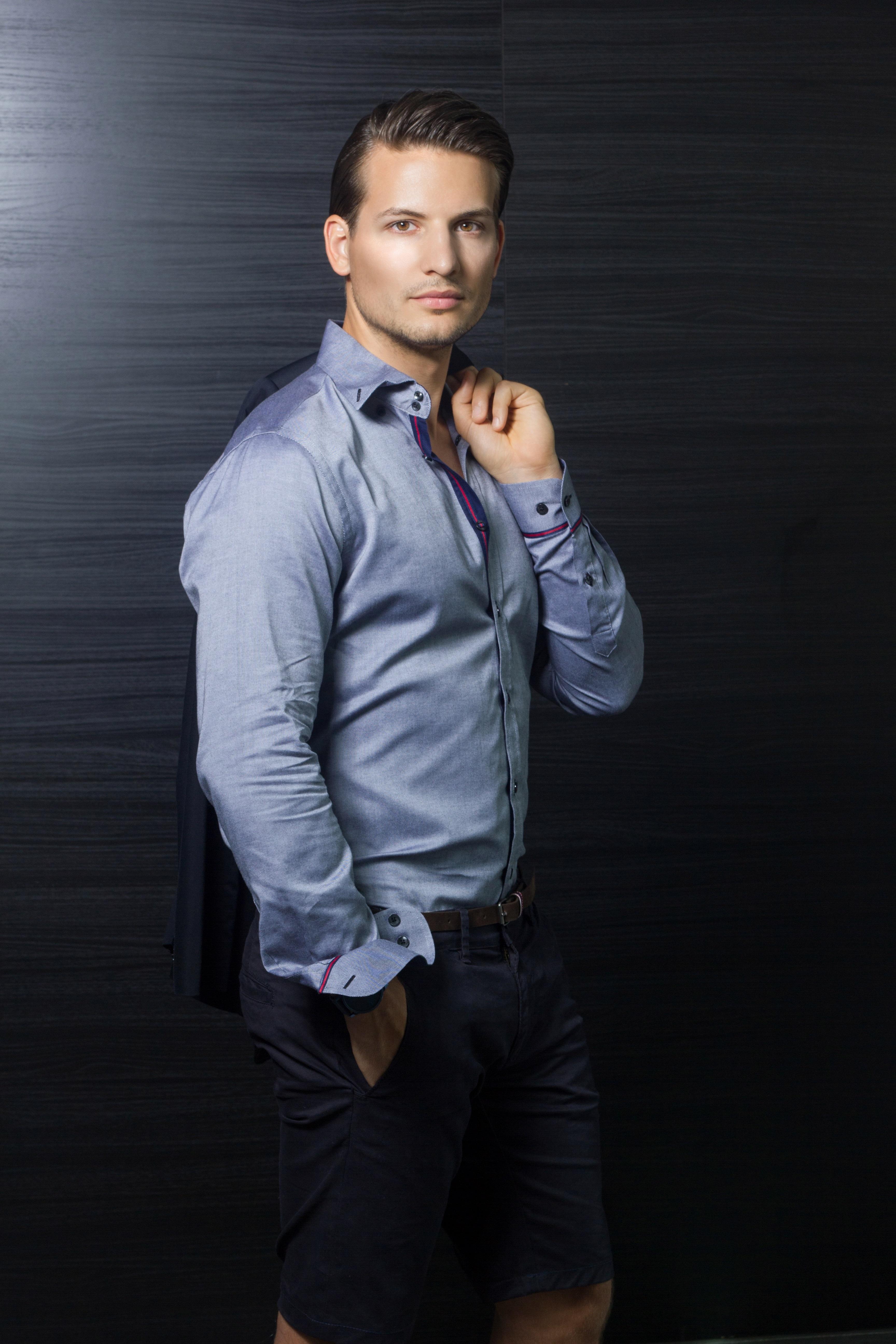 daniel nyiri fashion model personal trainer entrepreneur owner of 4u fitness emsworkout