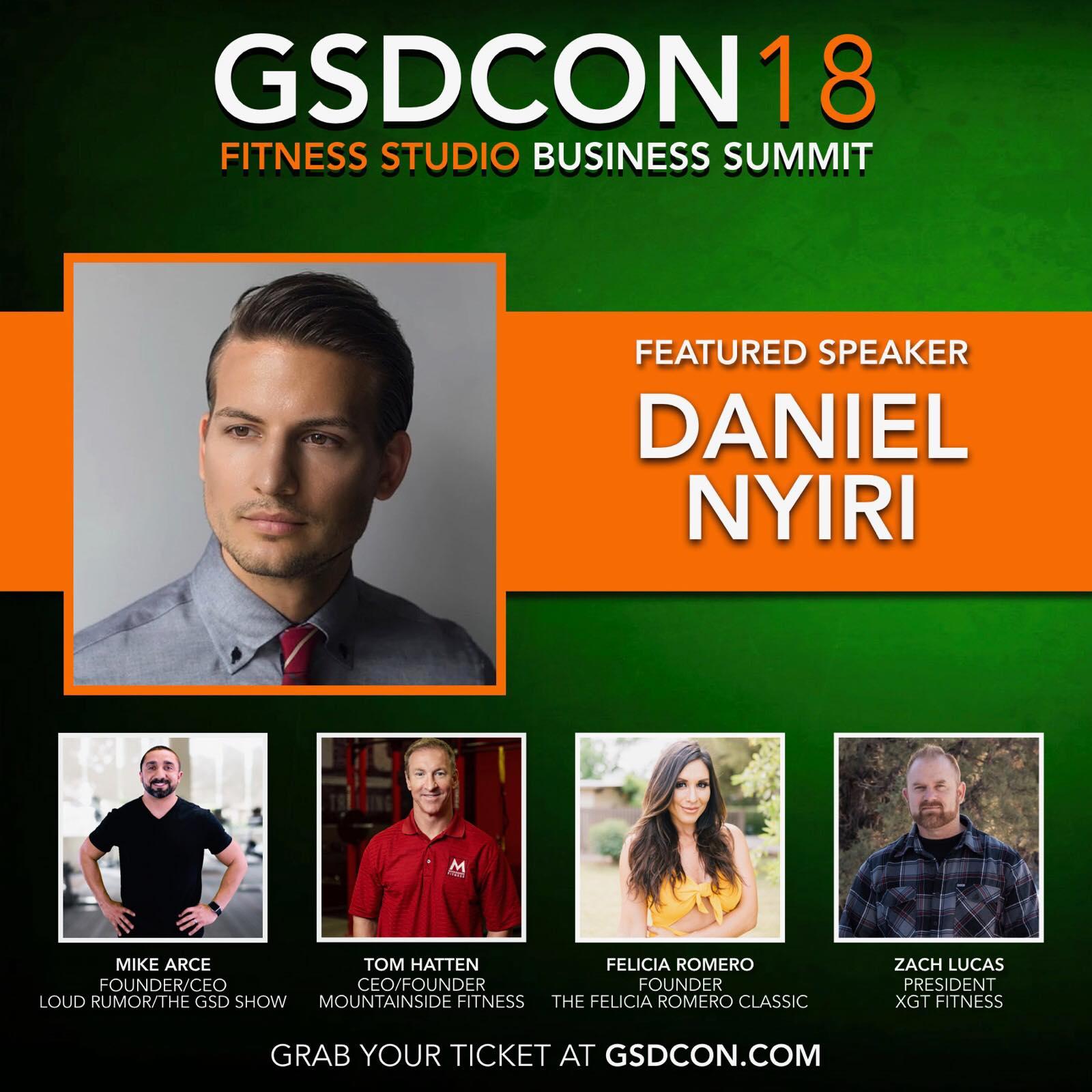 Daniel nyiri speaker author entrepreneur ceo