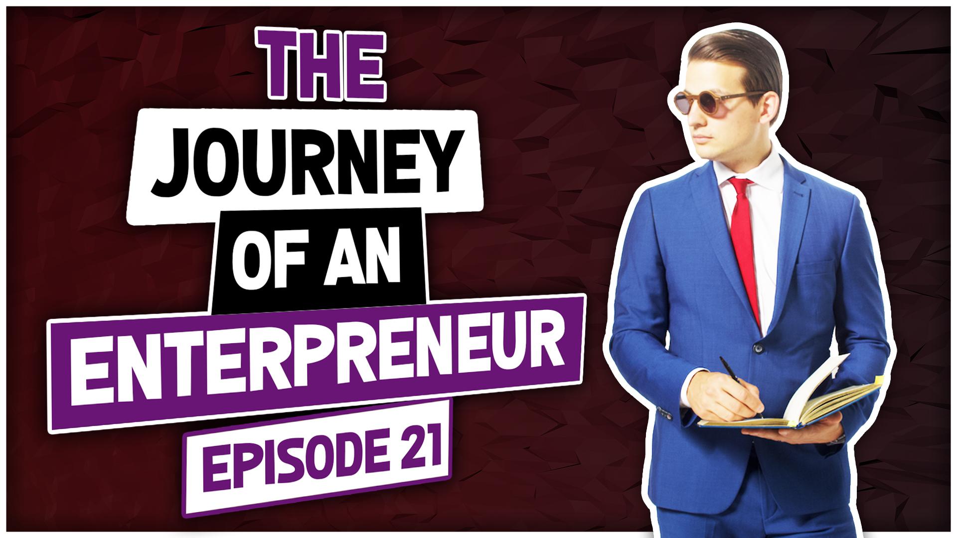 Daniel Nyiri entrepreneur journey 21