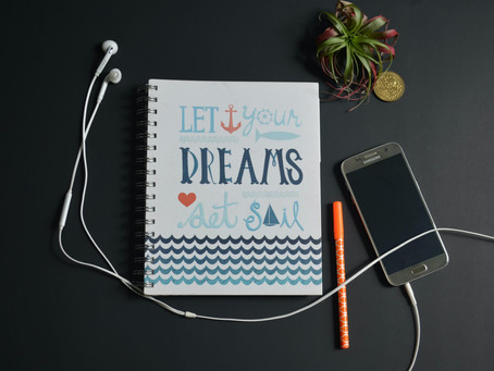 #4 The difference between dreams and goals