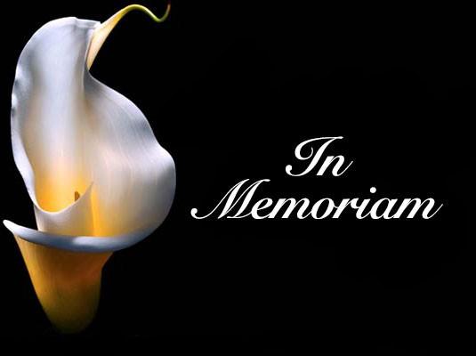 Risultati immagini per in memoriam
