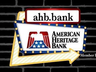 American Heritage Bank Sponsors Mystery Dinner!!!