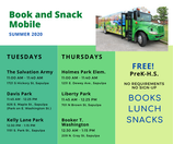 Book and Snack Mobile