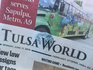 Library on wheels brings books, snacks to keep Sapulpa kids engaged, fed over the summer
