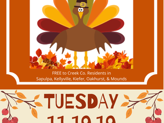 Happy Thanksgiving from CCF