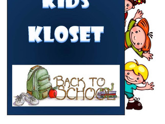 Kids Kloset taking applications!