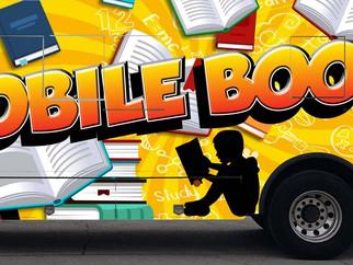 Sneek Peek! Bookmobile Snackshack