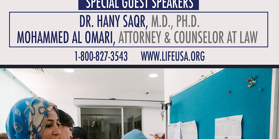 Fundraising Dinner in Support for Medical Projects in Iraq