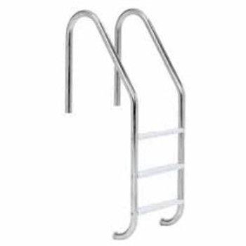 S/S 3 Step Economy Vinyl Ladder