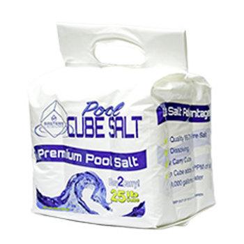 Cube Salt 25 lbs.