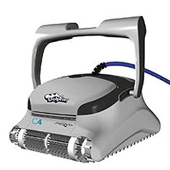 Dolphin C4 Robotic Pool Vac