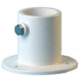 Aluminum Deck Anchor 1 1/4""