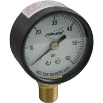 Pressure Gauge 0-60 PSI