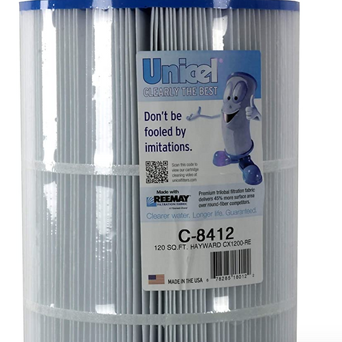 Unicel C-8412 Replacement Cartridge Filter