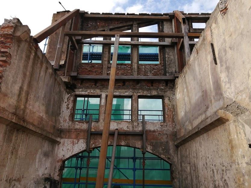 Restauración Mercado Municipal, Temuco