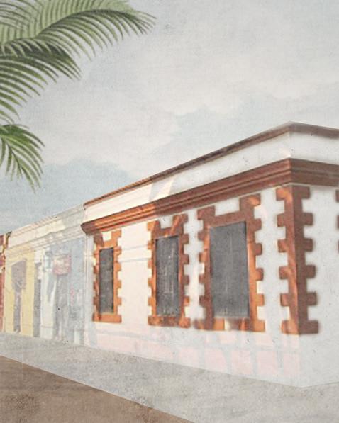 Casa Tipica del Barrio Huemul