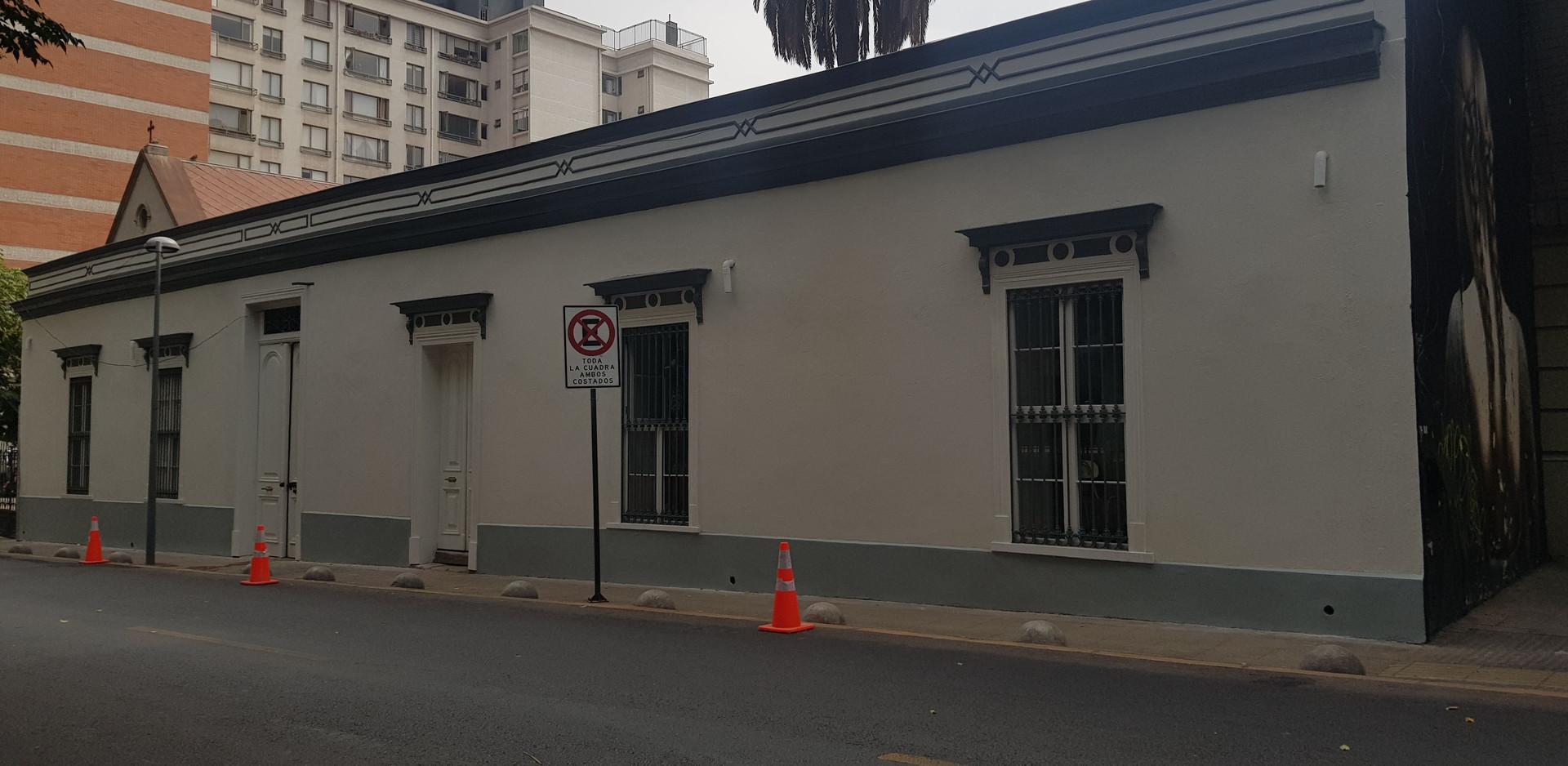 Casa Santo Domingo después