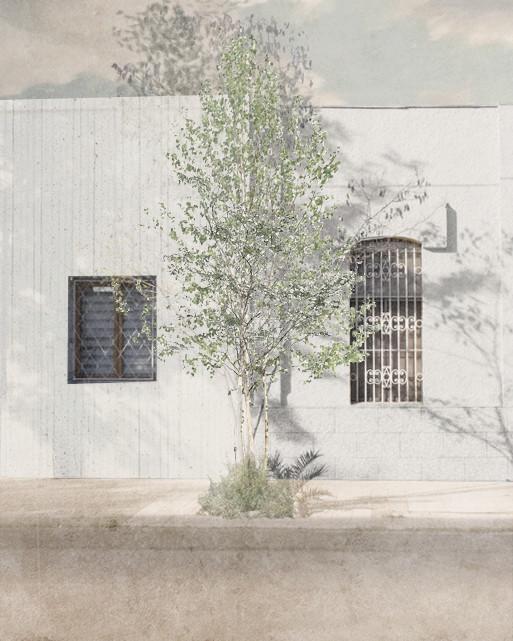 Casa Típica, Barrio Matta