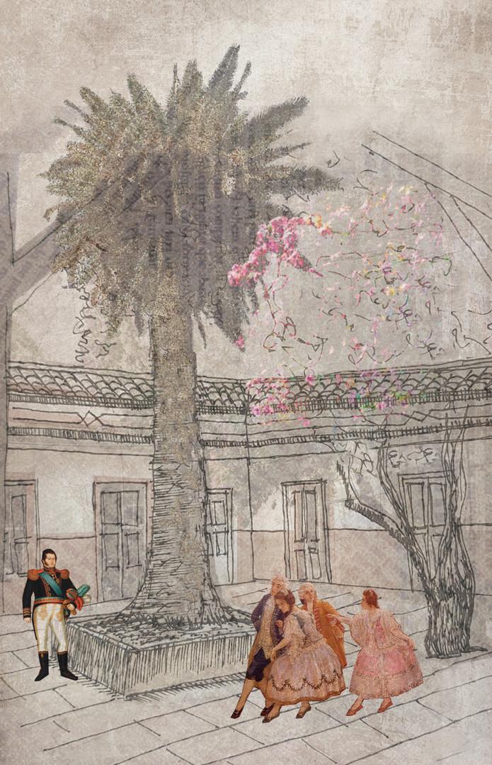 Collage Santo Domingo
