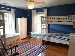 Bedroom #3, 2 Twin Bunk Beds