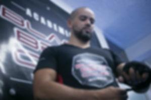 Professor Adriano Silva, ex-campeão mundial