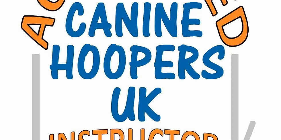 Introduction to Canine Hoopers. 12.00pm-2.00pm