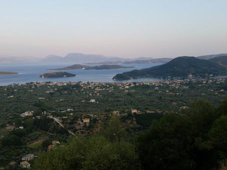 Atacul asupra insulei Lefkada