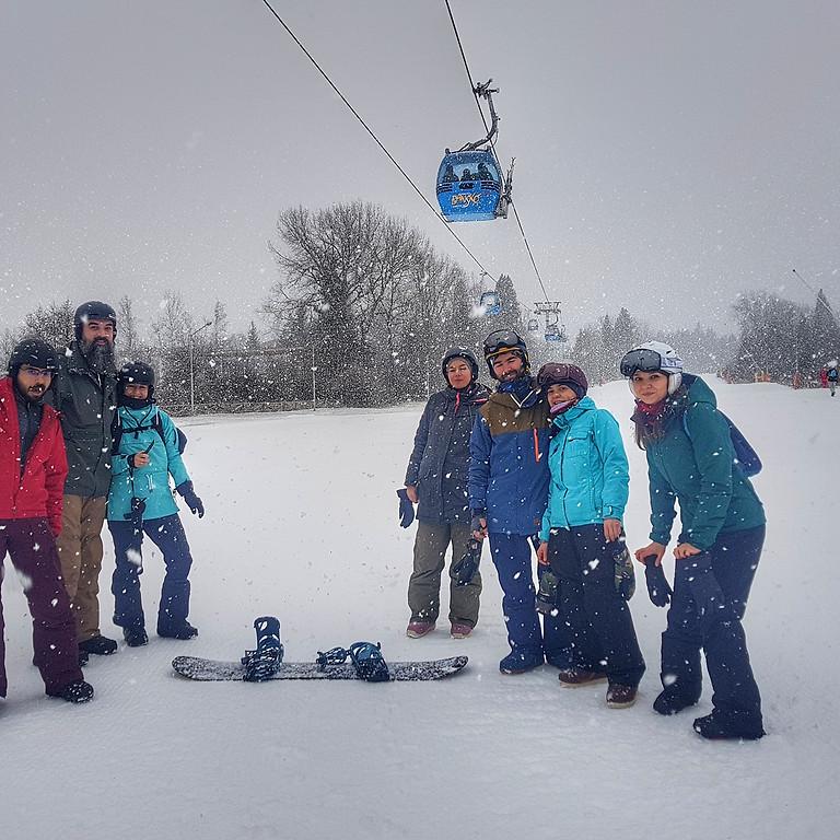 Bansko Snowboard Camp 2