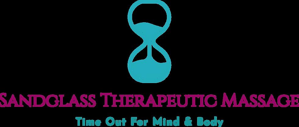 Sandglass Therapeutic Massage Logo